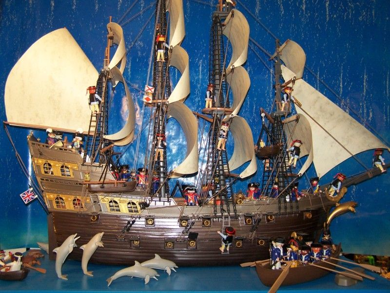 playmobil pirates google search ships pinterest. Black Bedroom Furniture Sets. Home Design Ideas