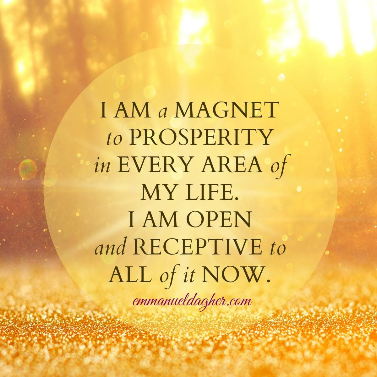 Pin by Treva McFadden on Affirmations Prosperity quotes
