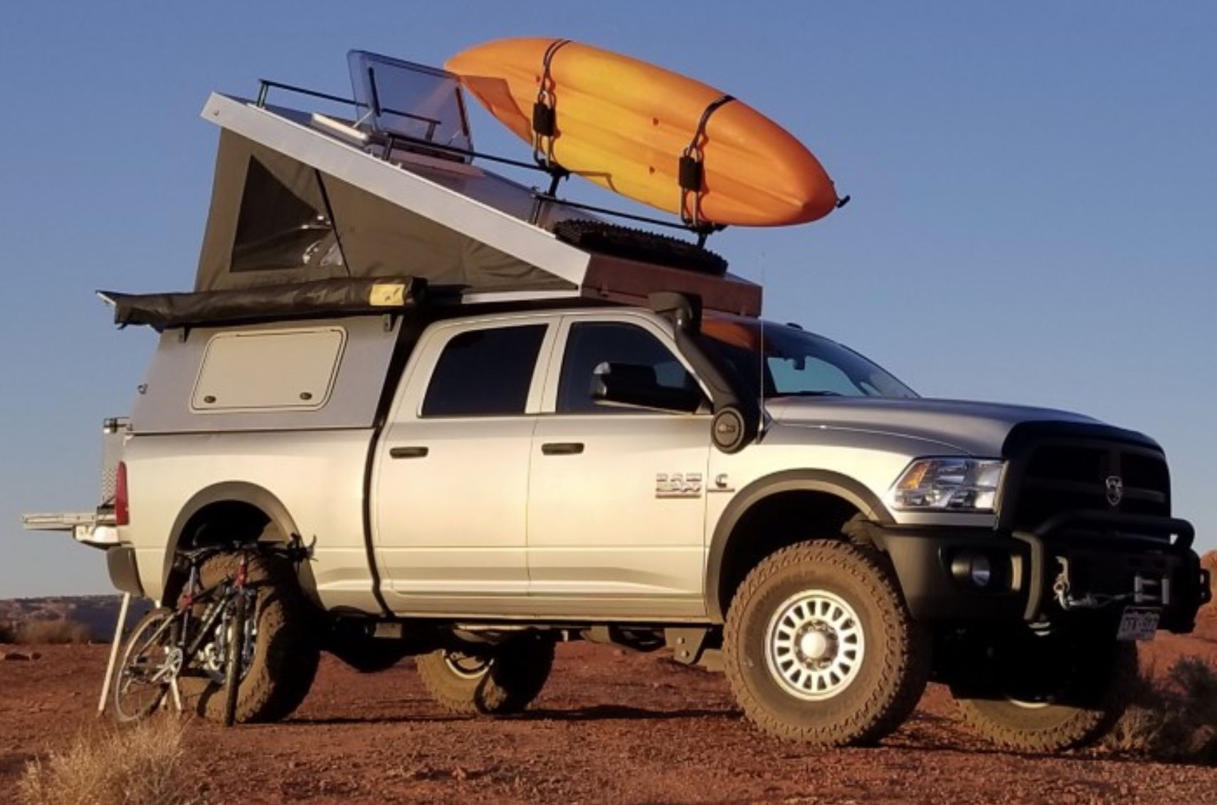 Pin by Breck Wilson on Overland Off road camper trailer