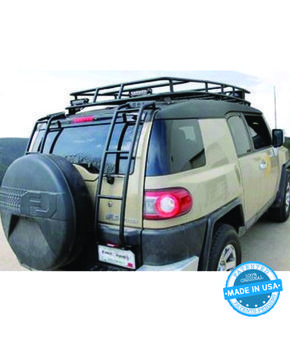 Gobi Toyota Fj Cruiser Rear Ladder Passenger Side Toyota Fj Cruiser Fj Cruiser Accessories Fj Cruiser