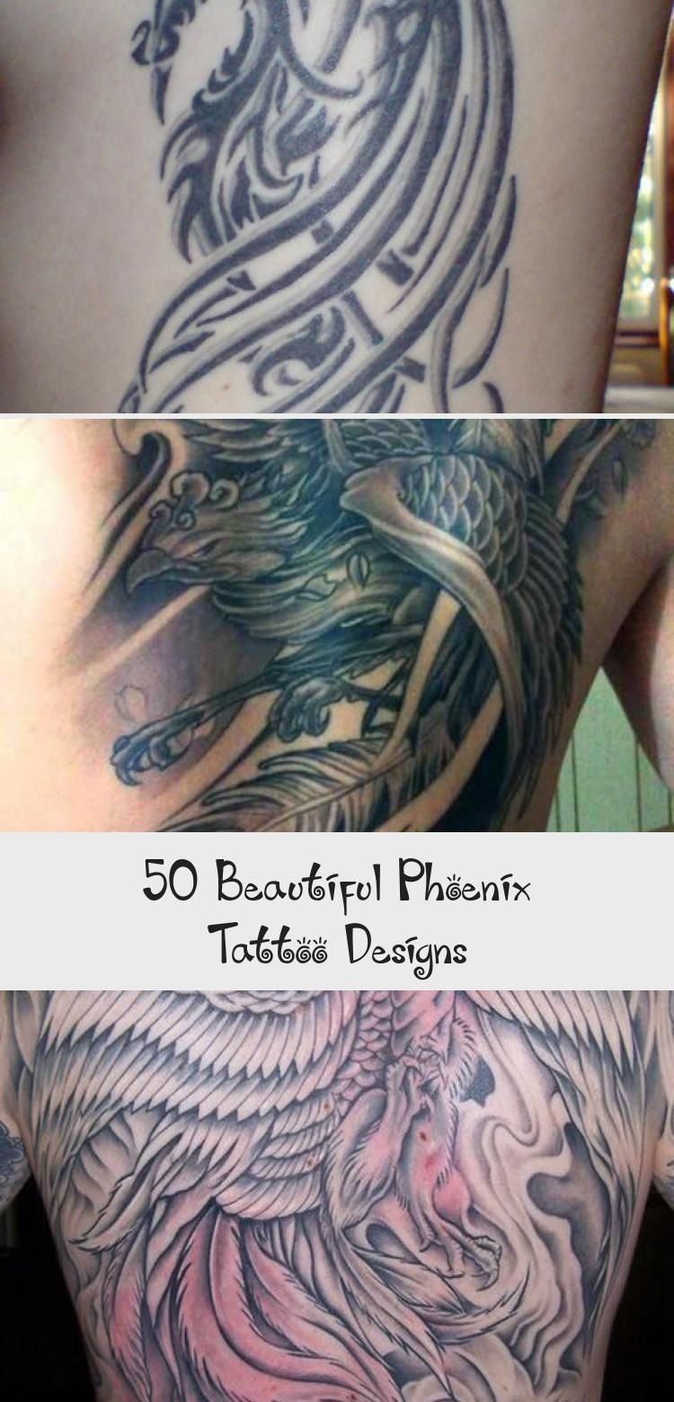 Photo of 50 hermosos diseños de tatuajes de Phoenix &; Tatuajes &; Phoenix tatuaje – 50 Beautifu …
