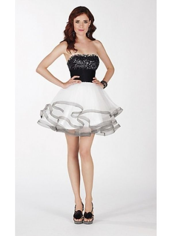 Short cupcake dress for prom | All About Dresses | Pinterest | Prom ...