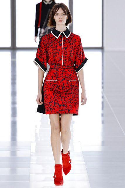Preen by Thorton Bregazzi London Fashion Week 2013 RTW #Preen #LFW