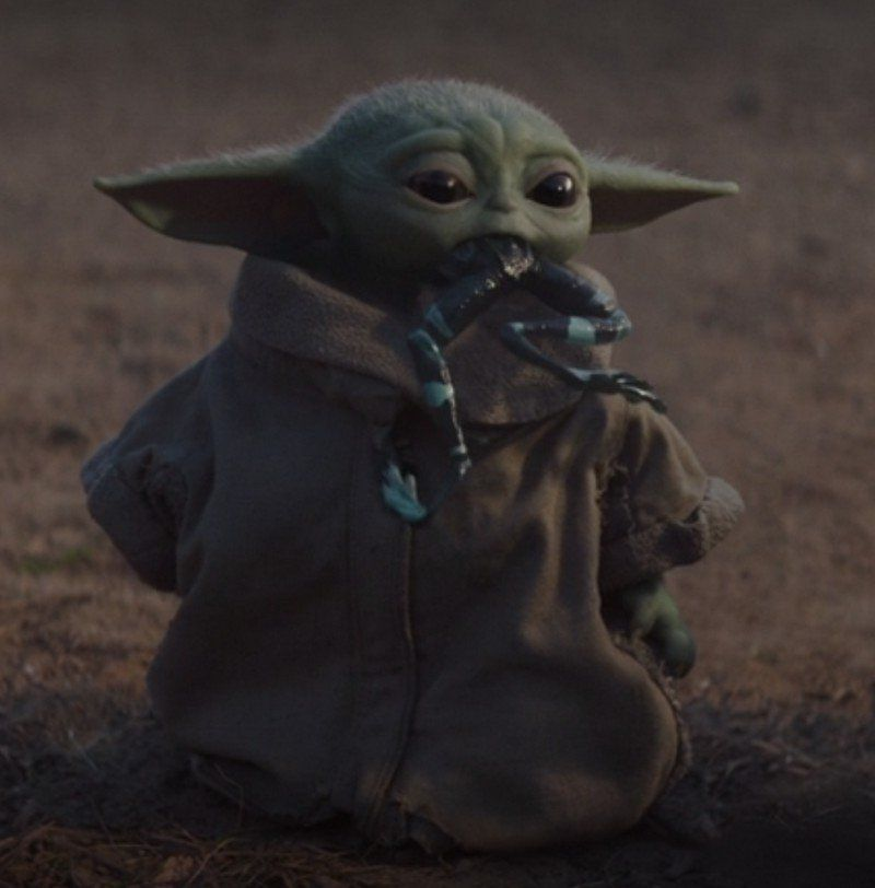 7 Of The Best Baby Yoda Moments Yoda Star Children New Pictures