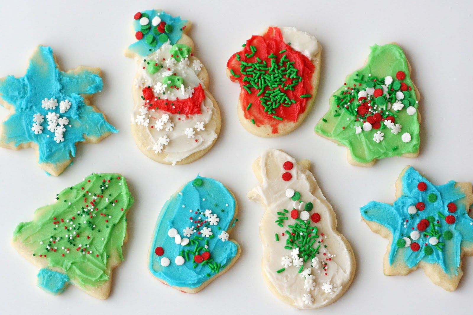 Elegant Cookie Decorating Kits For Kids {and Easy Butter Frosting Recipe