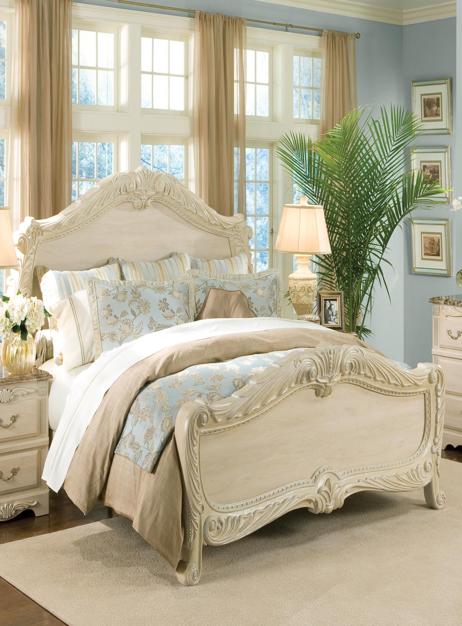 Cream Color Bedroom Furniture, Cream Bedroom