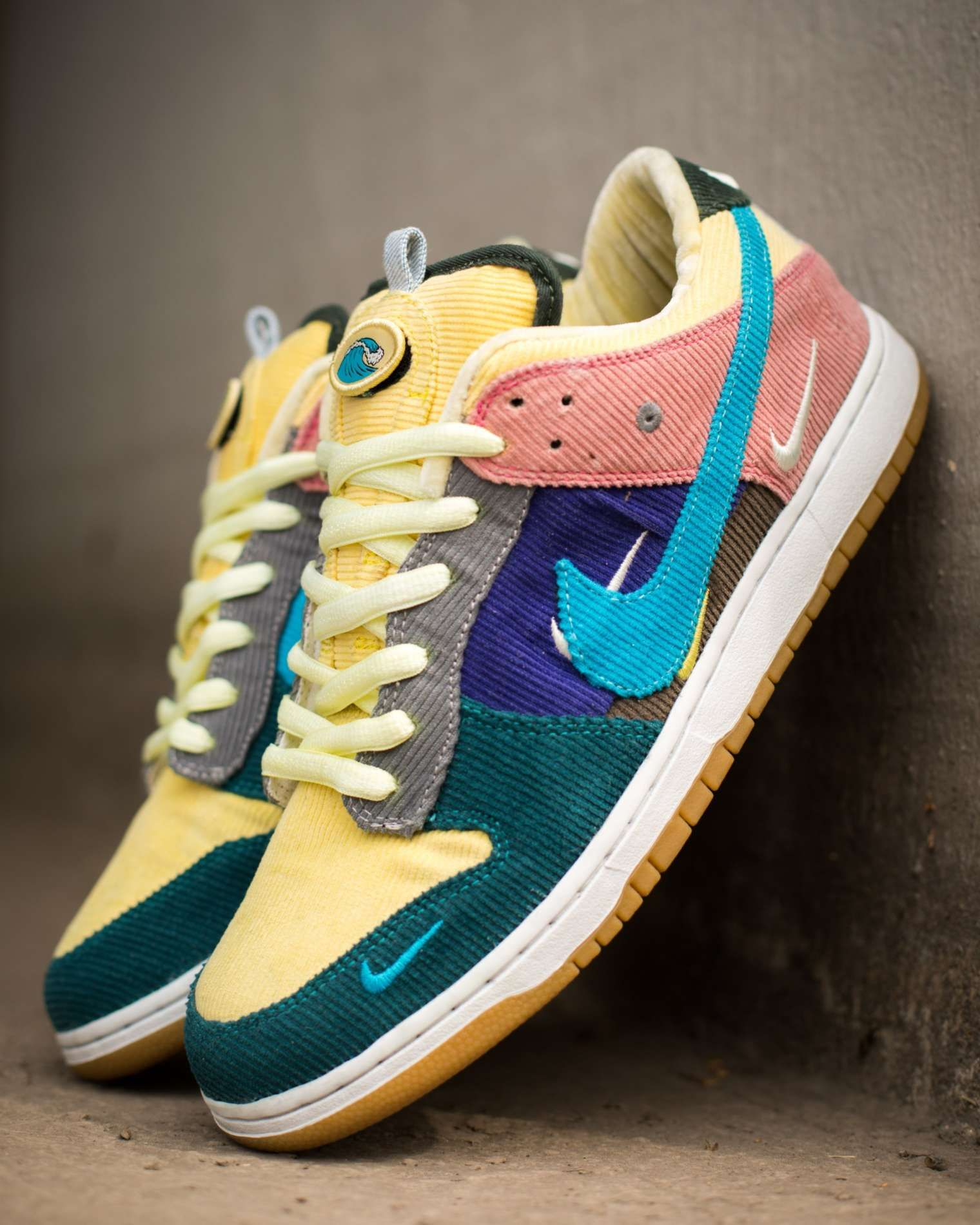 Nike Sb Dunk Air Max 97 1 X Sean Wotherspoon Custom Eukicks Sneakers Hype Shoes Sneakers Fashion