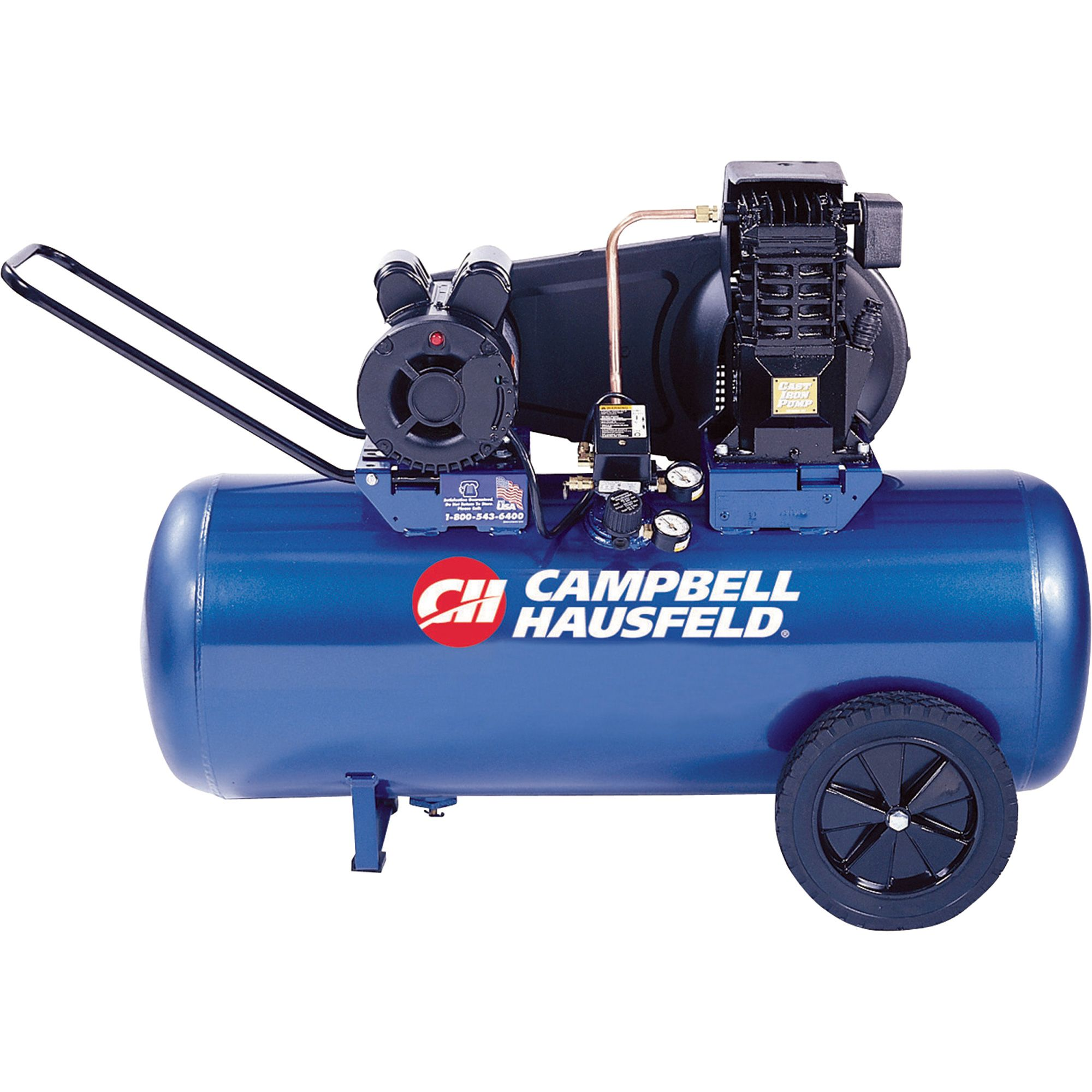 Campbell Hausfeld Portable Electric Air Compressor 3.2 HP