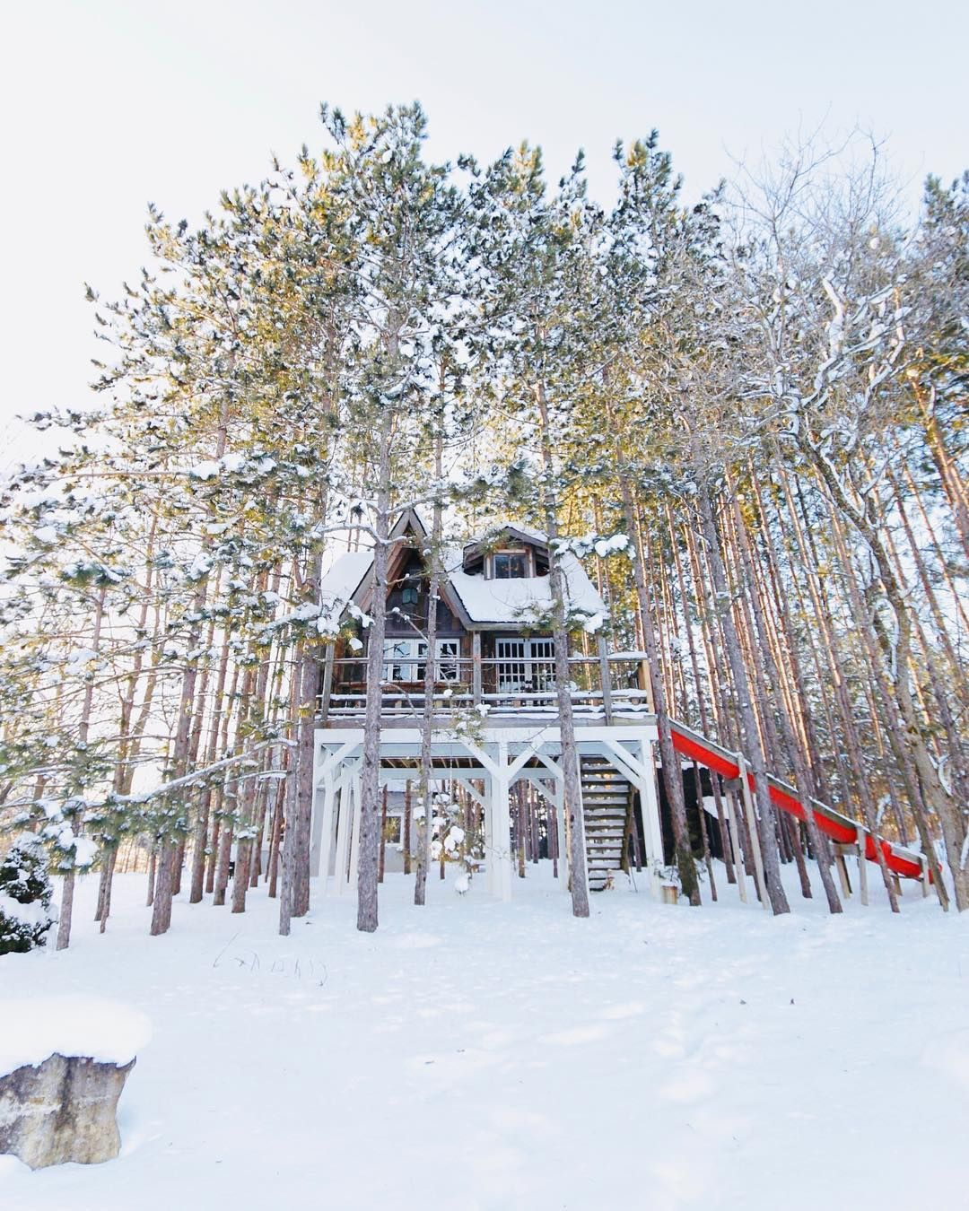12 Magical Winter Cabins You Can Rent In Ontario For The ...