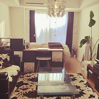 4552ec1e7582b DIY 部屋全体 一人暮らし ソファー シンプルモダン ZARAHOME...などのインテリア実例 - 2017-12-09 15 10 37 |  RoomClip(ルームクリップ)