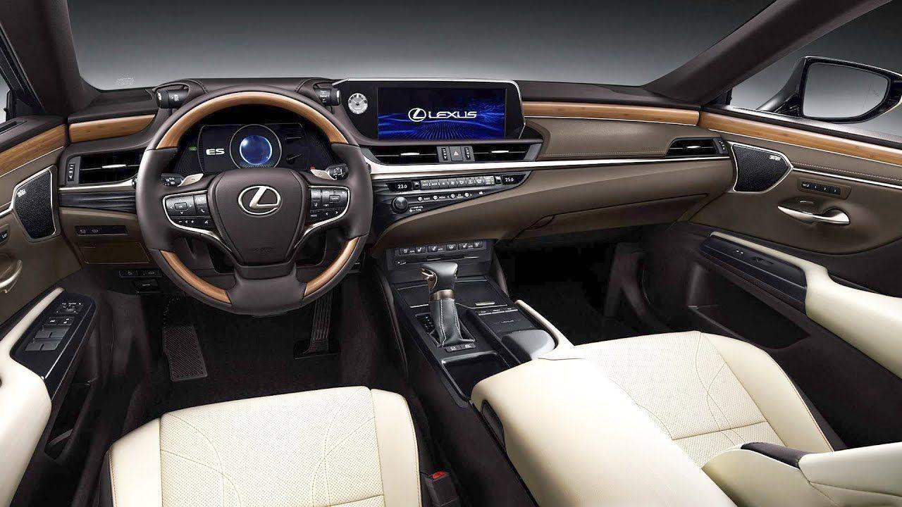 The Lexus Es 2019 Youtube Spesification Lexus es, Lexus