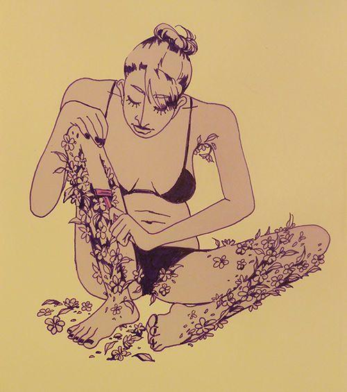 Pin by Emily Lehman on art. | Art, Feminist art, Drawings