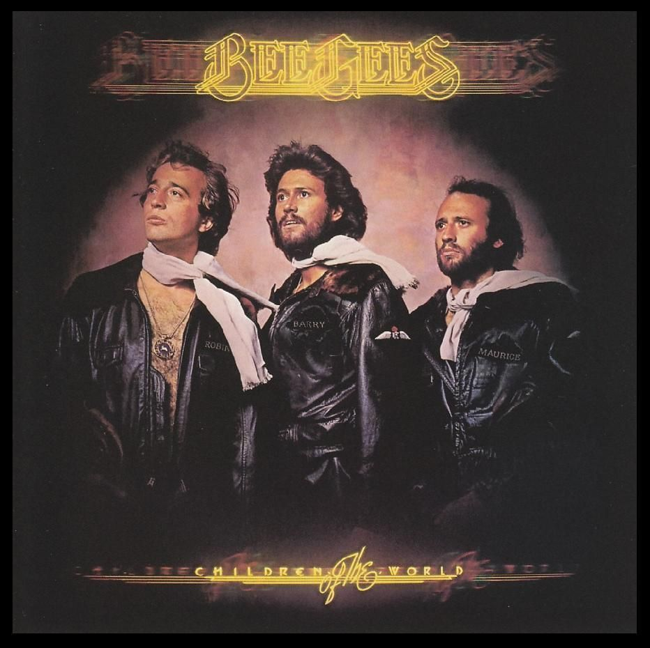 The Bee Gees | Bee gees, You should be dancing, Album covers