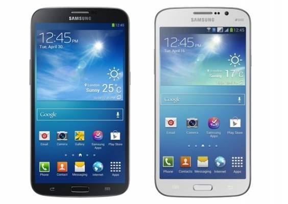Samsung Galaxy Mega 5.8 and 6.3 launched in India