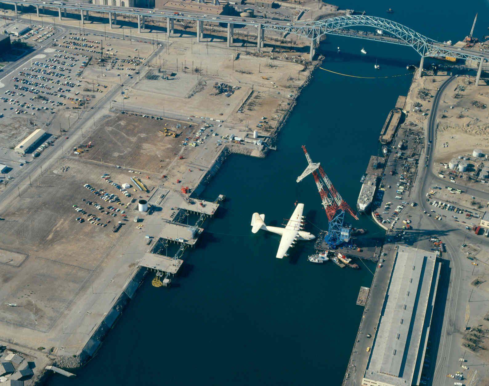 Southern California Electric >> Port of Long BeachCentennial Forum: Herman the German ...