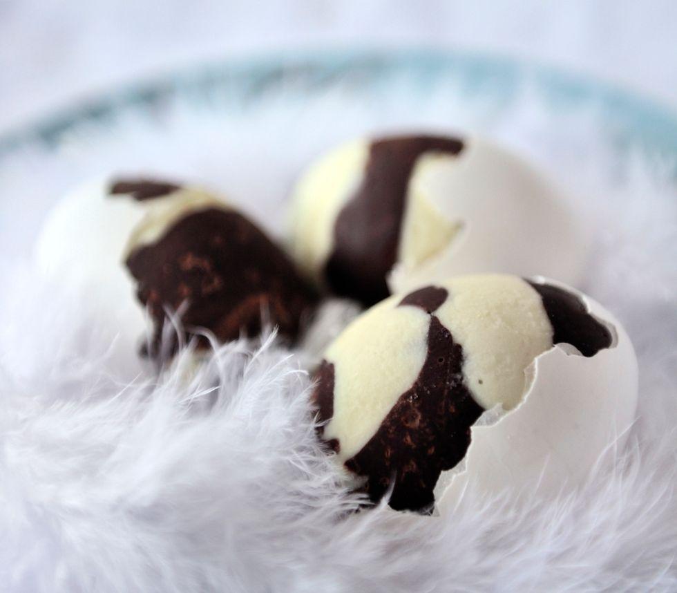 Sjokolade påskeegg  @fransiskasvakreverden