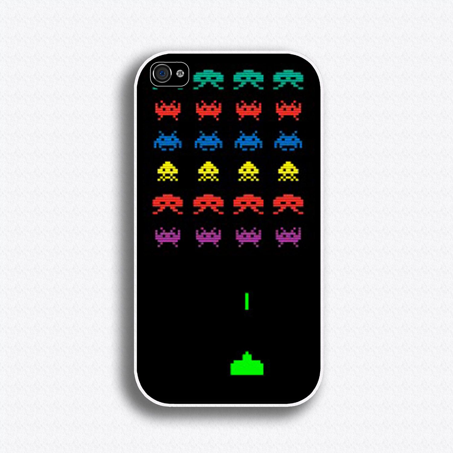 Fun - Space Invaders iPhone Case