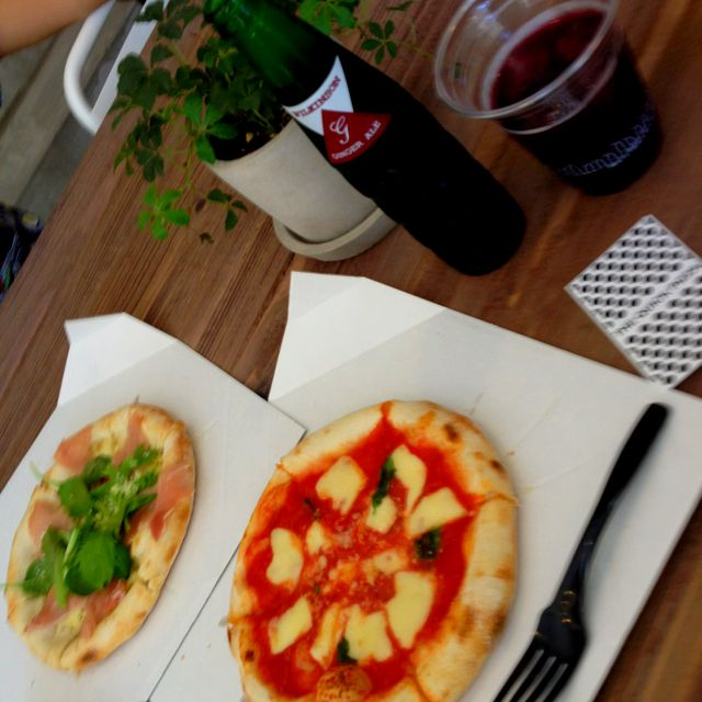 pizza lunch♡