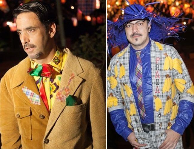 Veja dicas e fotos para ter ideias de roupas masculinas para festa junina  improvisada ou traje típico. 7c48df41dec9b