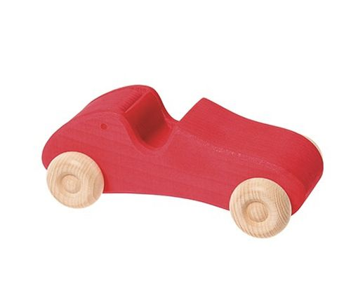 Grimm sportauto rood