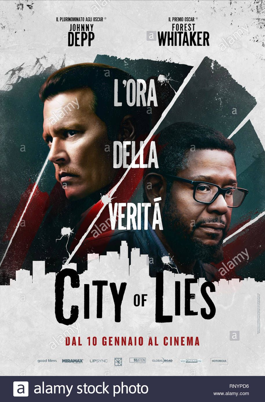 City Of Lies Filmes De Johnny Depp Johnny Depp Filmes