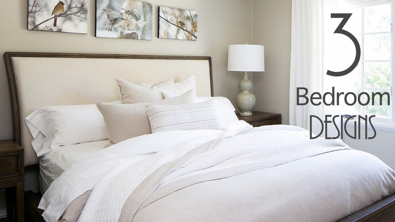 Interior Design   3 Bedroom Designs   Transitional, Classic, Modern ...