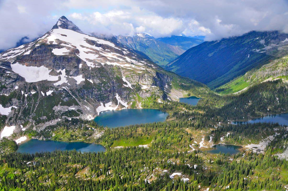 mount revelstoke national park canada