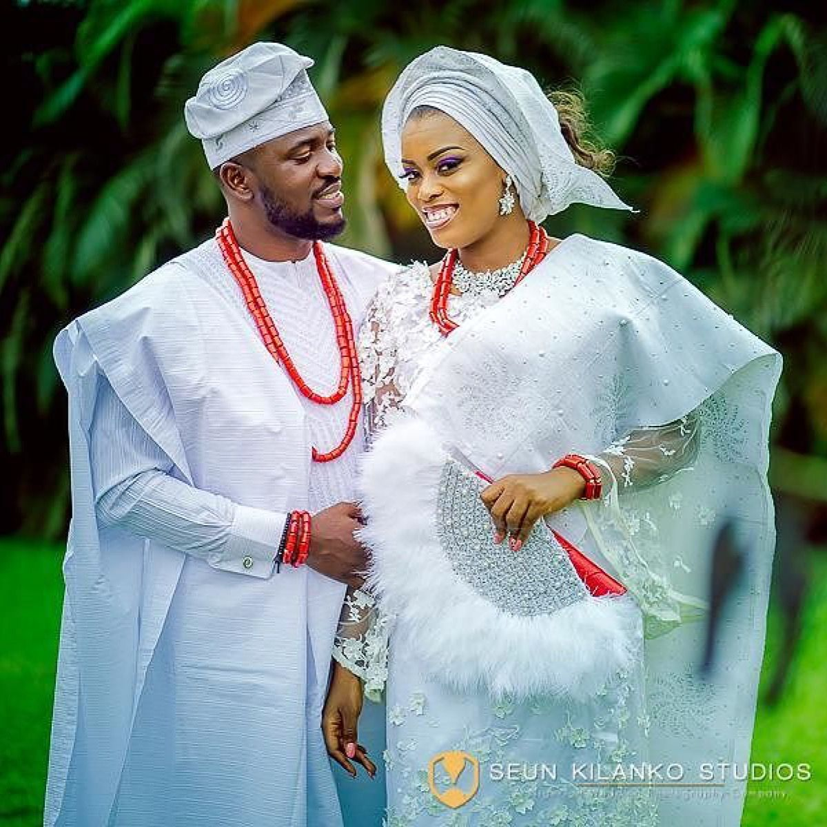 Pin by LoveweddingsNG on Nigerian Traditional Couple | Pinterest ...