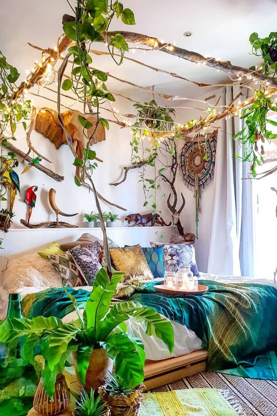 Bohemian Home Decor For Money