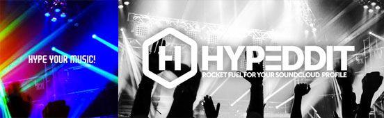 Hypeddit – Fan Gate Generator For SoundCloud