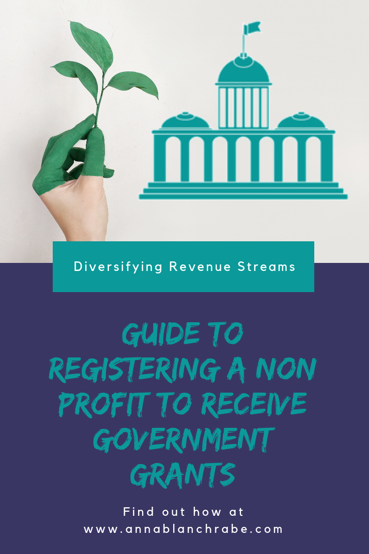 Registering Your Non Profit Entity In The System Of Award