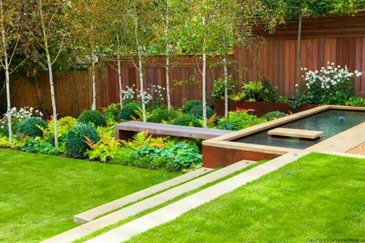 Pin By Maria Eugenia Stephan On Jardines Pinterest Classy Container Garden Design Property