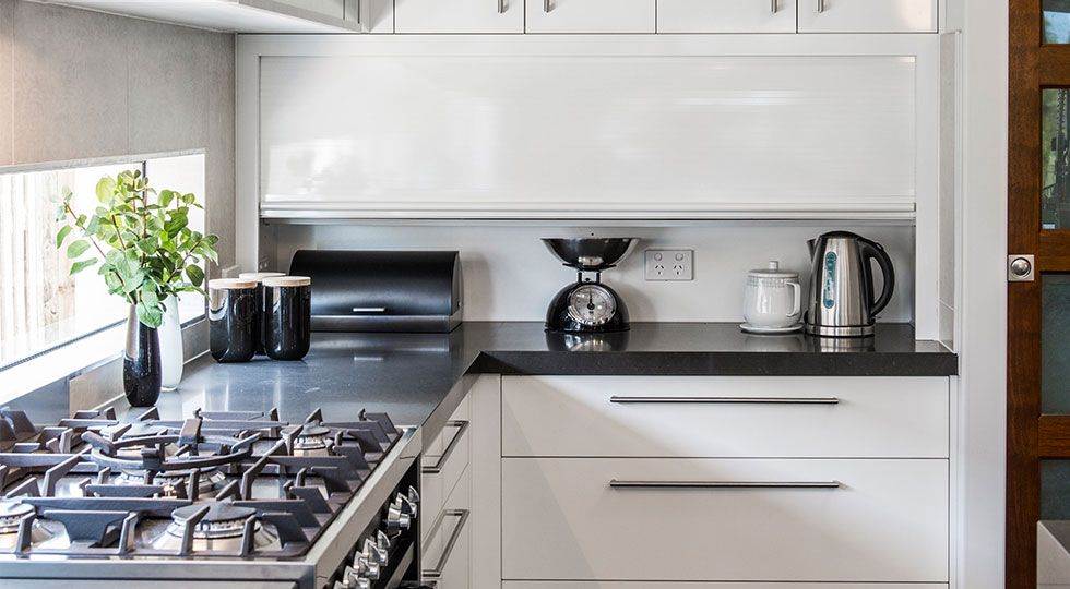 kitchen cabinet roller doors perth | Architecture ...