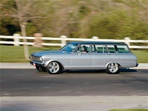 Chevy Nova Wagons Morrow S Vision Car Craft Magazine Chevy Nova Wagon Chevy Nova Chevy