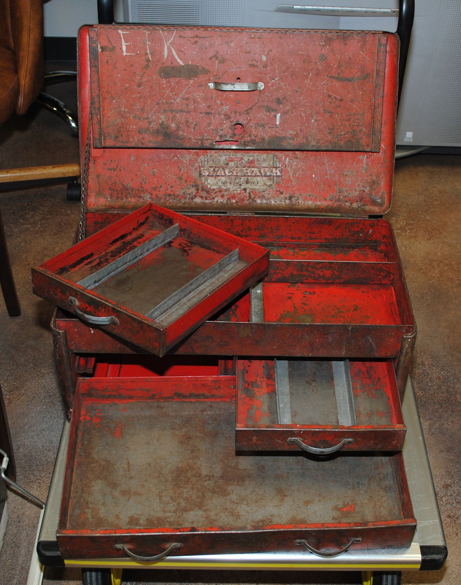 Blackhawk Tool Box : blackhawk, Workshop