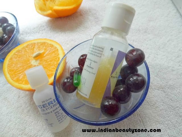 Indian Beauty Zone: Homemade Anti-Wrinkle Serum DIY Tutorial