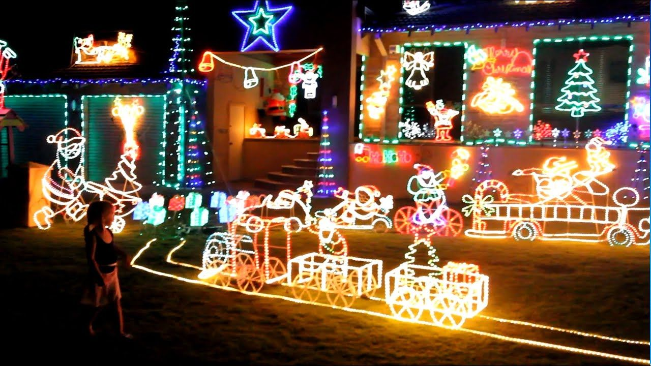 Amazing Christmas Lights Perth Western Australia Christmas Lights Western Australia Christmas Crafts Decorations