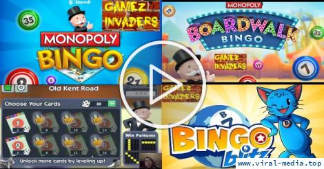 monopoly bingo mobile tablet