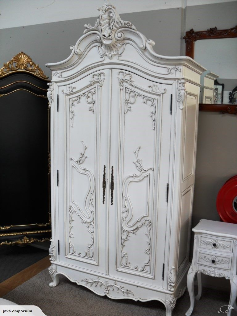 FRENCH STYLE ARMOIRE | Trade Me