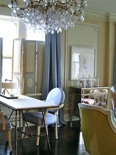 French Interior Design Magazines Couture Portfolio Kelee Katillac