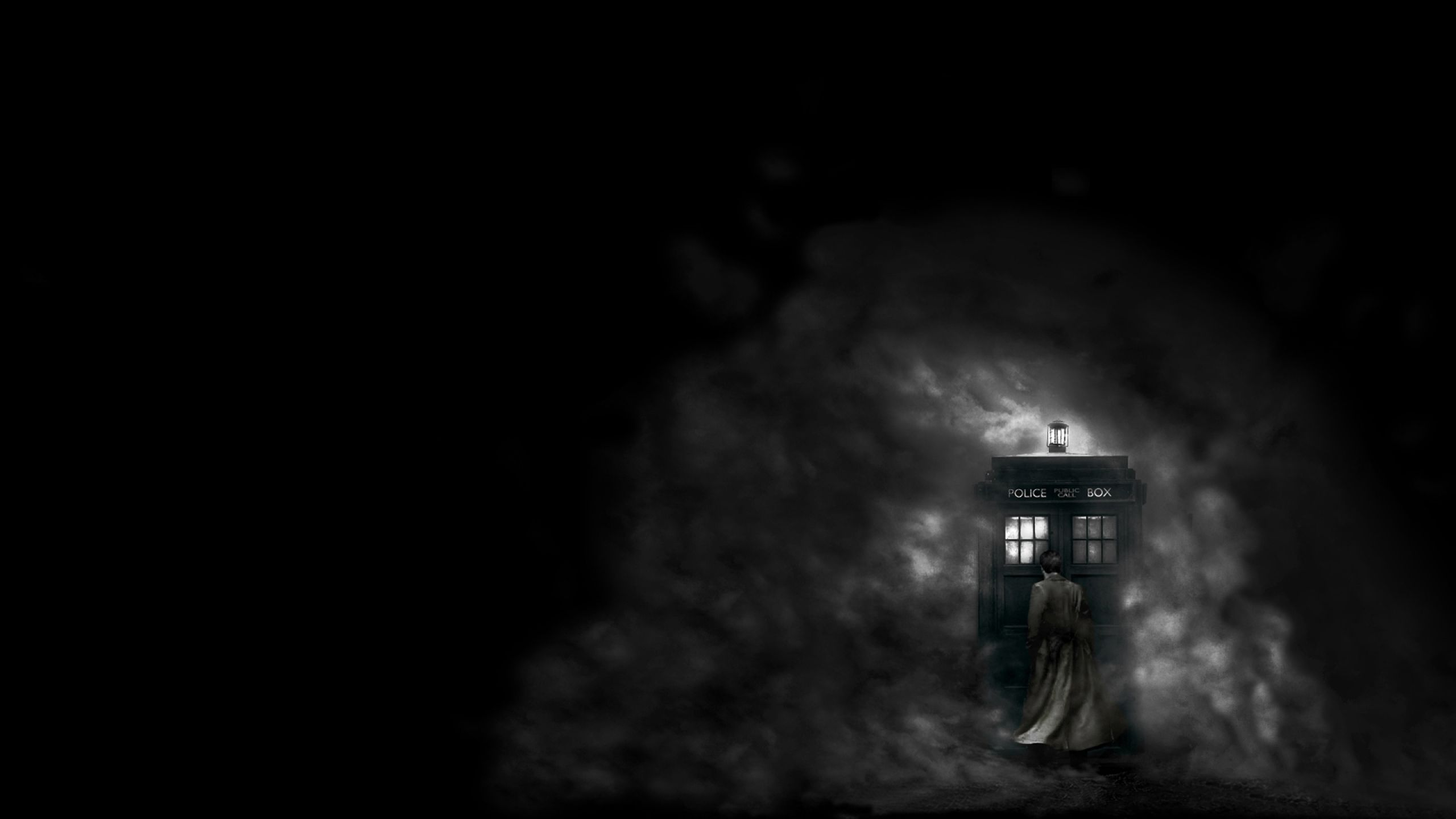 Tardis David Tennant Doctor Who Tenth Doctor 1920x1080 Wallpaper