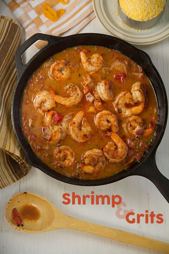Shrimp and Grits for a No-Hassle Brunch at Home - SippitySup