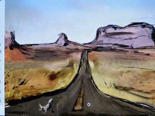 . Art of Apex High School: iPads to Acrylics
