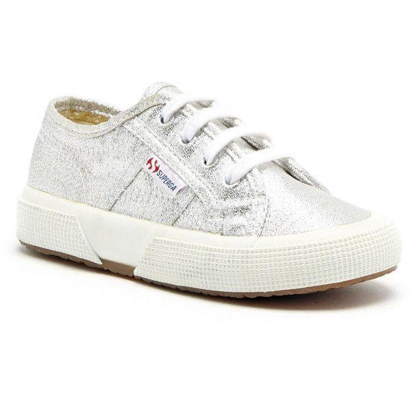 Superga 2750 Lamej Metallic Sneaker (2