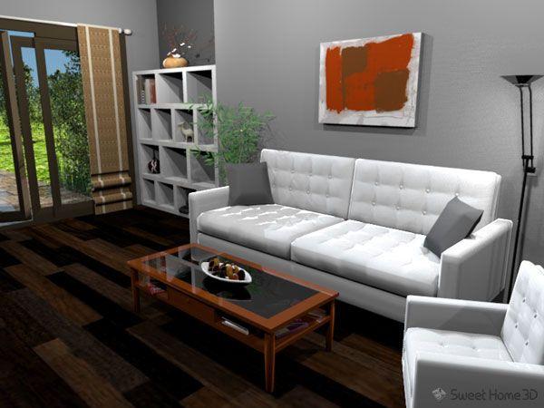 Sweet Home 3D - Dessinez Vos Plans Et Placez Vos Meubles Librement