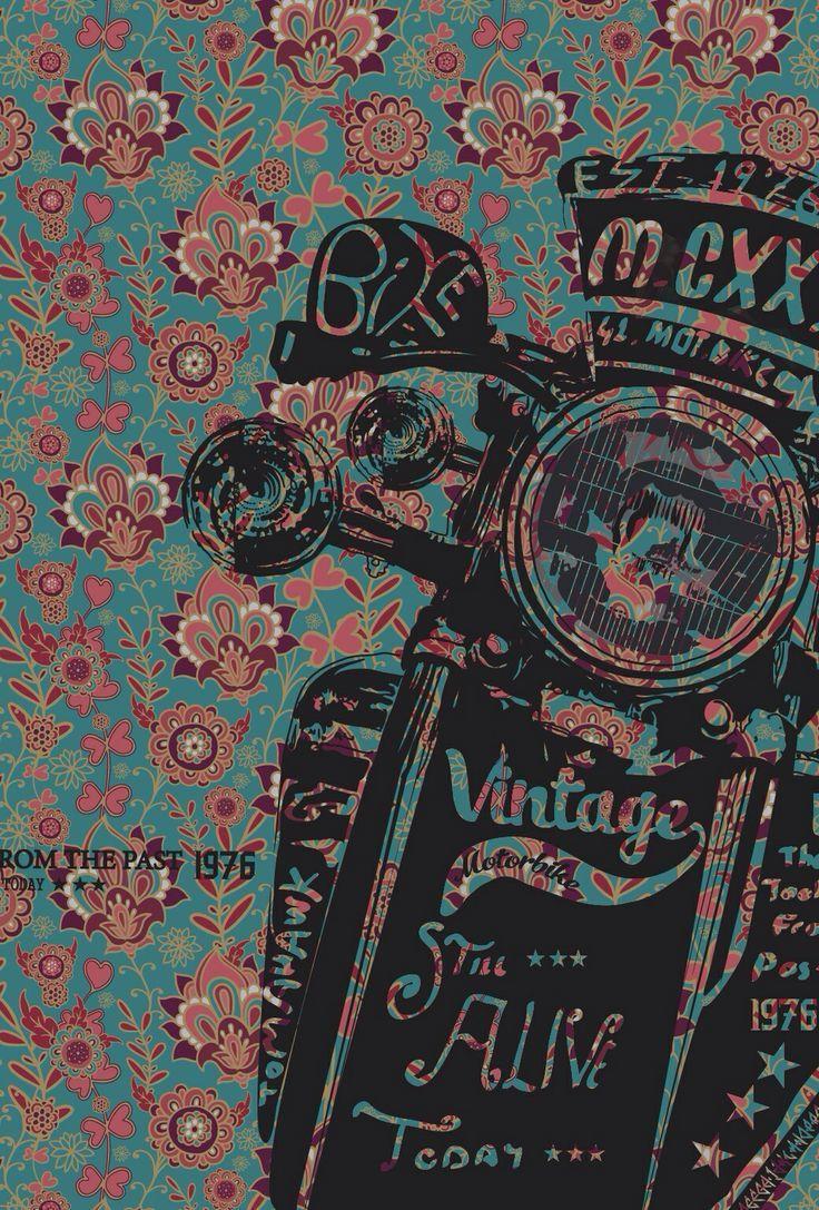 best ideas about Wallpaper iphone vintage on Pinterest