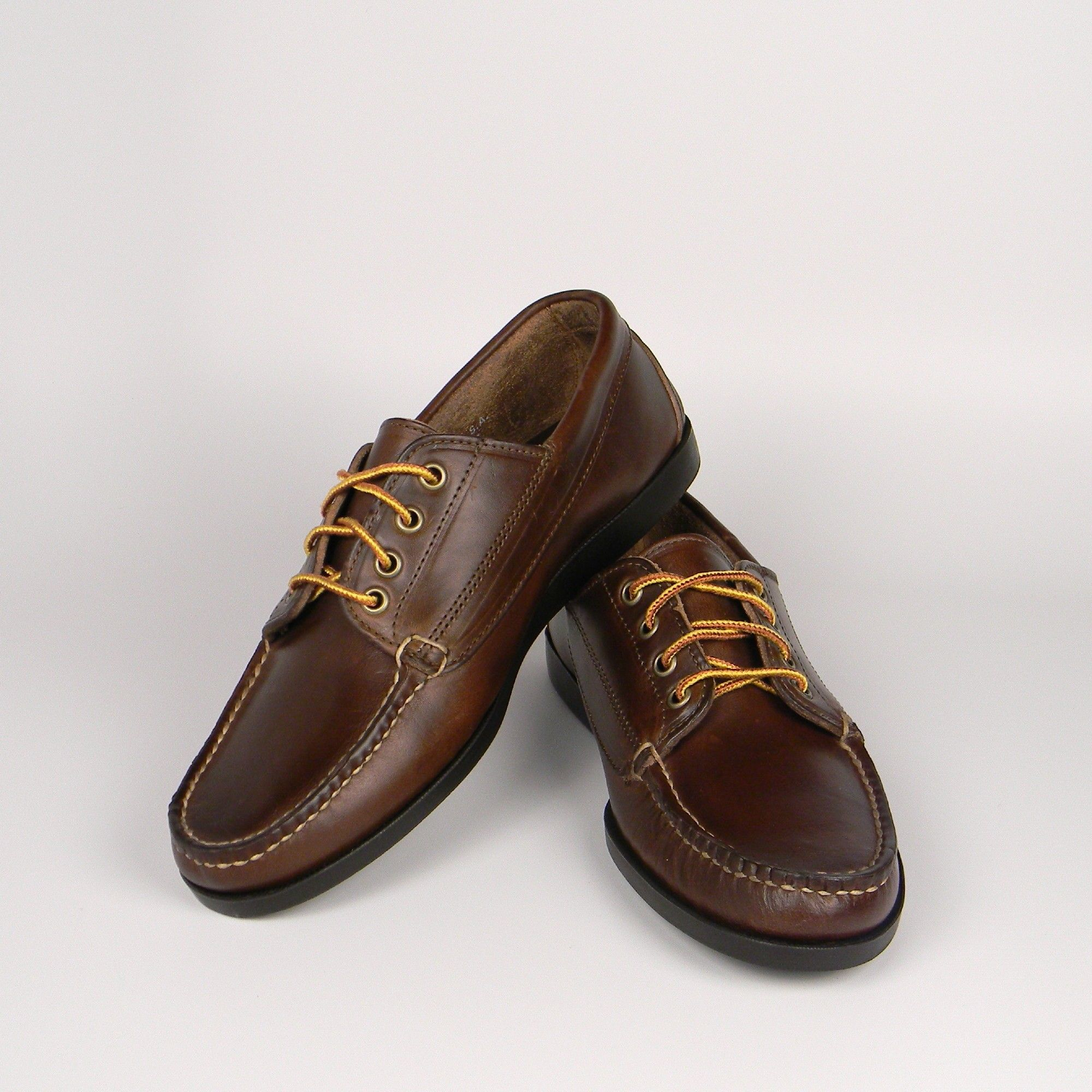 4-Eyelet Ranger Moc - Brown Chromexcel by Rancourt & Co. $215 ...