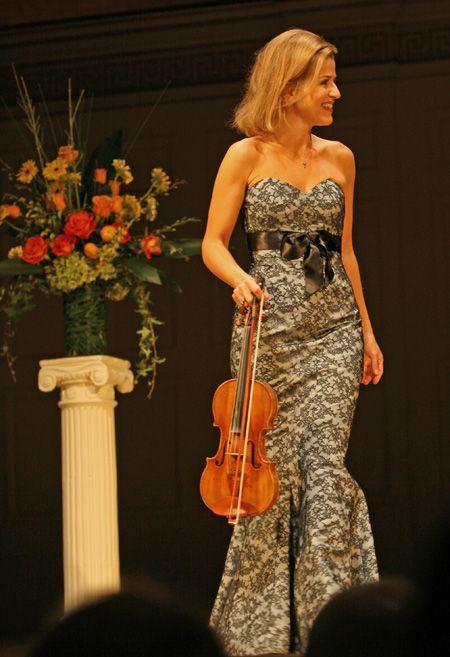 Ann sofie mutter violin