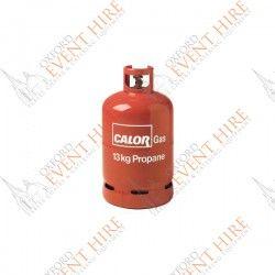 Gas Bottle - Propane. 13 kg. http://www.oxfordeventhire.co ...