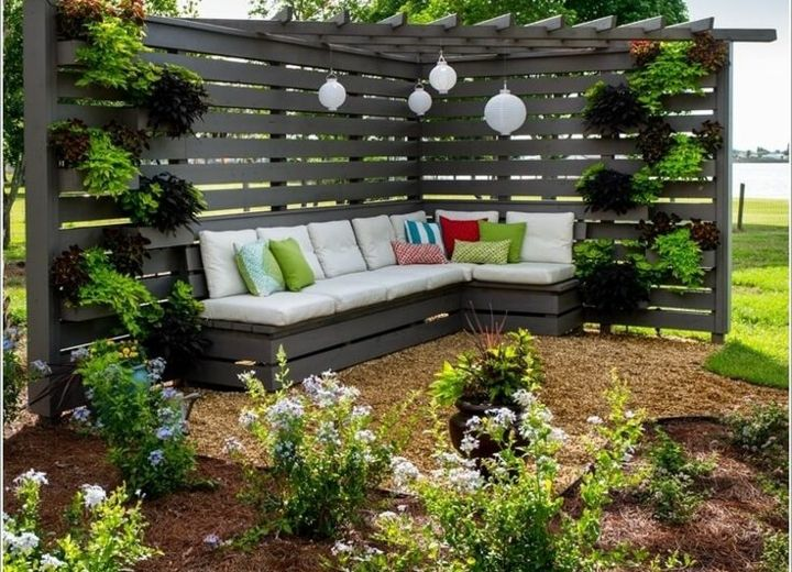 Decorar jardin barato con ideas efectivas de gran belleza for Decorar patio economico